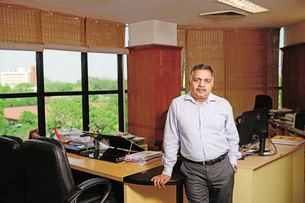 Pawan Kumar Agarwal, chief executive officer of Food Safety and Standards Authority of India (FSSAI). Photo: Pradeep Gaur/Mint