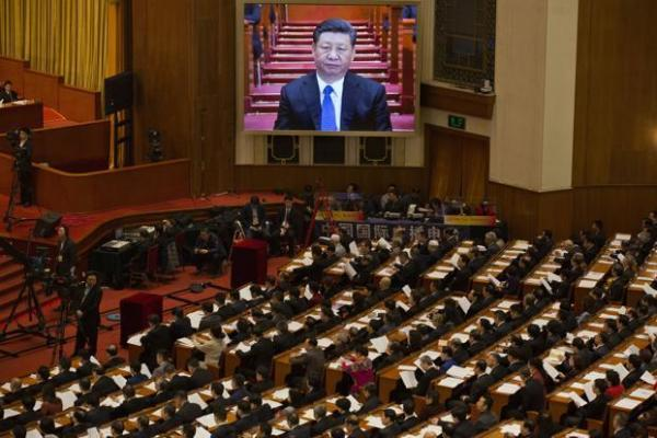 China begins parliament season, set to ratify removal of ...