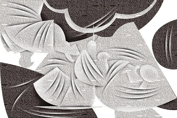 Some critics have likened the gig economy to a Dickensian world in which workers are at the mercy of the online platforms they are members of. Illustration: Jayachandran/Mint