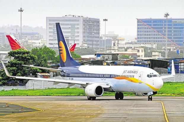 Jet Airways is the latest Indian airline in trouble. Photo: Mint