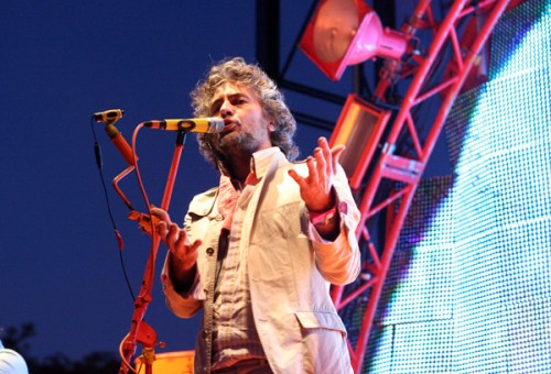 The Flaming Lips, Pitchfork 2009 | © youaintnopicasso.com