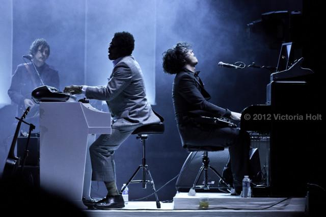 Jack White Piano Duet