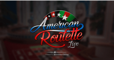 American Roulette Live
