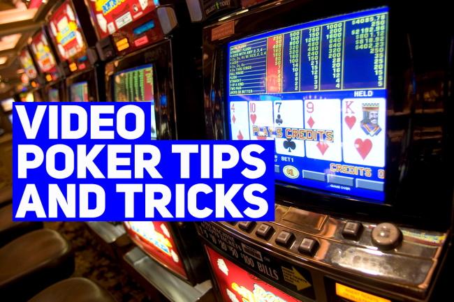 Basic Gameplay for Video Poker