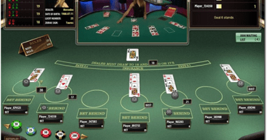 Blackjack Bet Behind Feature at Live Casinos