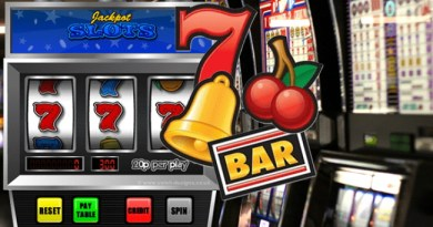 Facts about Online Slot Machines