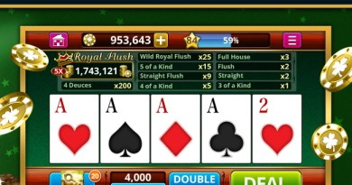 How and Where to Play Free Video Poker With No Cost