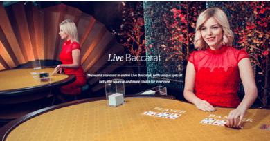 Live Baccarat at live casinos
