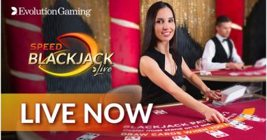 Where to play Live Speed Blackjack Canada