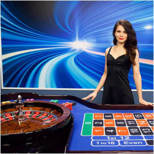 How to play Playtech European Roulette at Live Casino