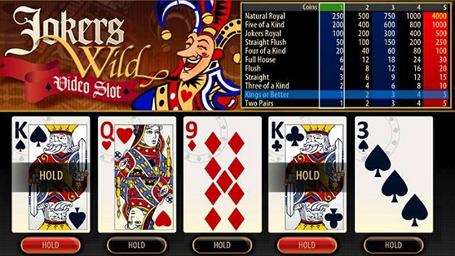 Practicing with Free Video Poker