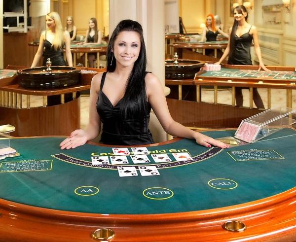 Casino Holdem Live Dealer