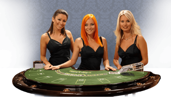Live Dealers at Europa Casino