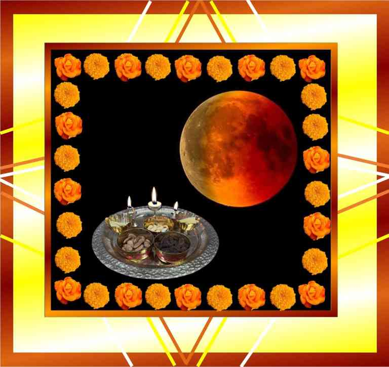 Lunar Eclipse Puja