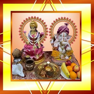 Diwali Puja online