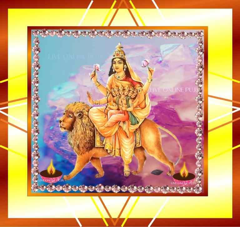 Picture of Maa Skandamata Puja Online Navratri