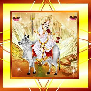 Mahagauri Puja Online Navratri