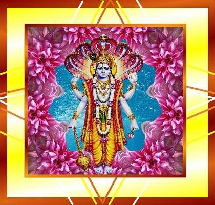 Vishnu Anushthan small
