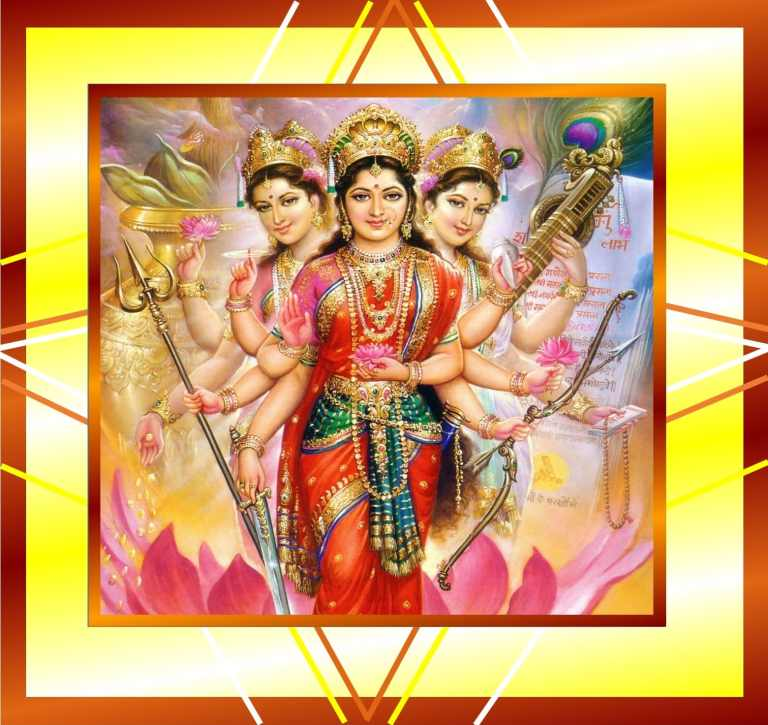 Mahalakshmi beautiful image