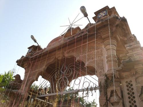 Baglamukhi Pitambara Peeth temple Datia