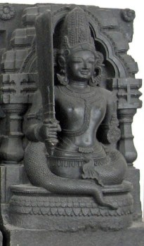Ketu Dev Idol