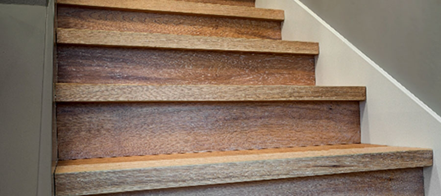 Matching Stair Tread Riser Lucida Surfaces   Hardwood Stair Treads Price   Flooring   Risers   Basement Stairs   Prefinished   Stair Parts