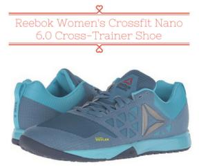 Reebok Women's CrossFit Nano 6.0