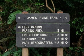 James Irvine Trail