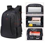 Uoobag KT-01 Waterproof Business Laptop Backpack