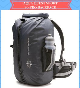 Aqua Quest Sport 30 Pro Dry Backpack