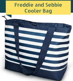 Freddie and Sebbie Cooler Bag