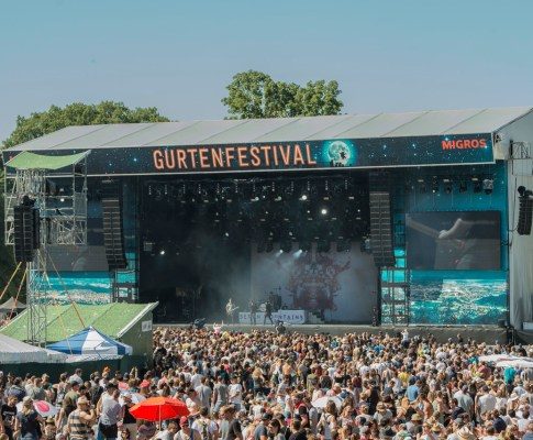 Ambiances – Berne, Gurten Festival (Ch) – 16 juillet 2016