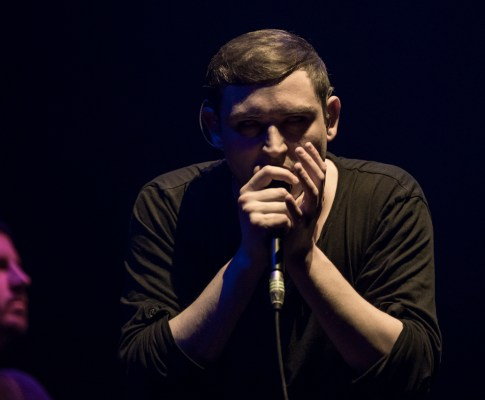 The Twilight Sad – Lyon, Halle Tony Garnier – 17 novembre 2016
