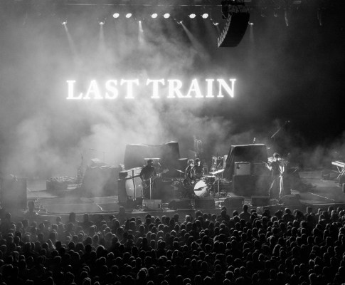 Last Train – Dijon, Le Zénith – 22 avril 2017
