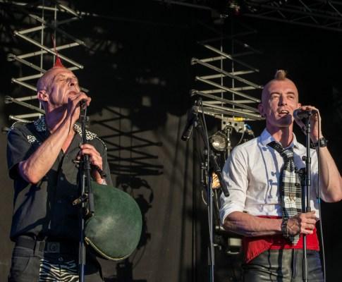 Les Ramoneurs de Ménhirs – Hellfest, Clisson – 16 juin 2017