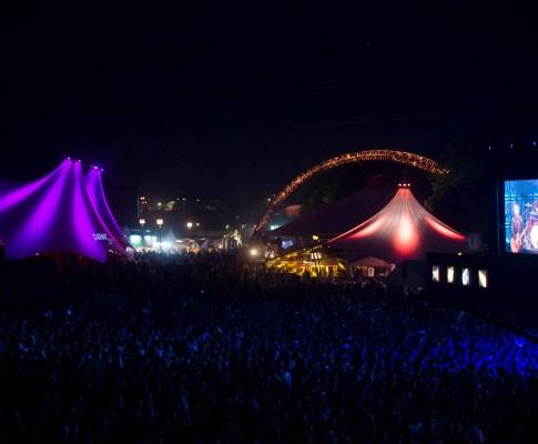 Ambiances – Paléo Festival de Nyon (Ch) – 19 juillet 2017