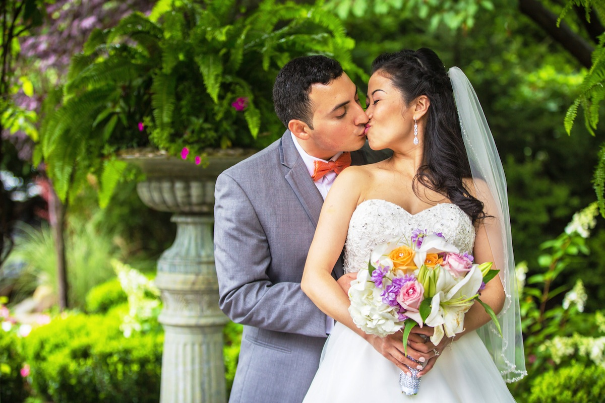 Ping And Ross Wedding Photo Highlights From Naninas In