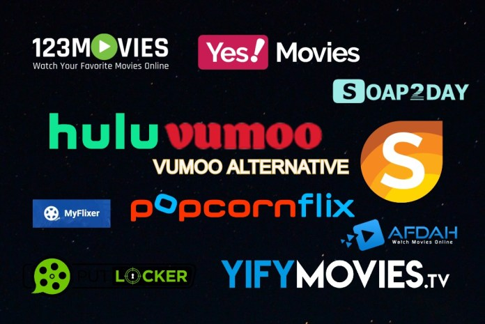 Vumoo Alternative to Watch Movies Online