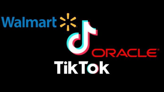 TikTok deal with Oracle, Walmart