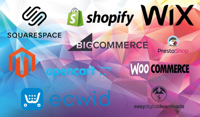 10 Best eCommerce Platforms and Sites To Create Online shop