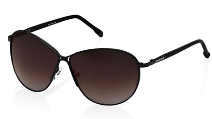 Black Aviator Fastrack Women Sunglasses