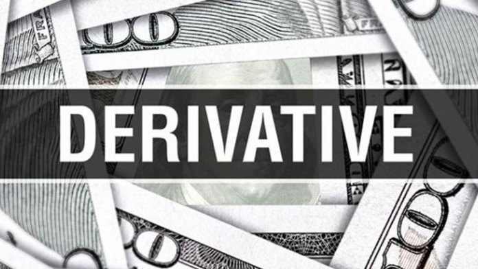 What are the different types of derivatives
