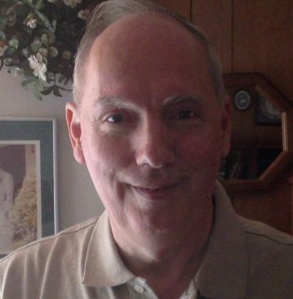 Jonathan David Whitcomb, at home in Long Beach, California