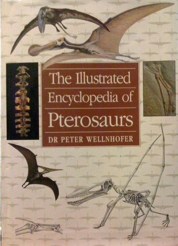 Cover of a nonfiction paleontology book about pterosaurs and their fossils