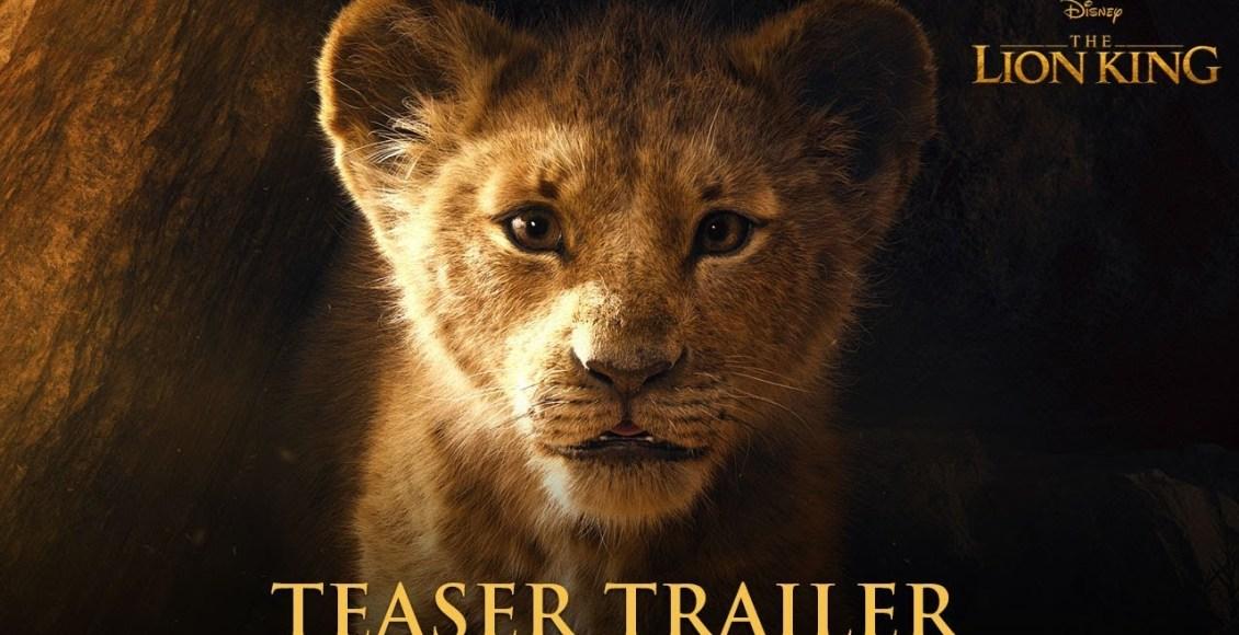 rey leon pelicula