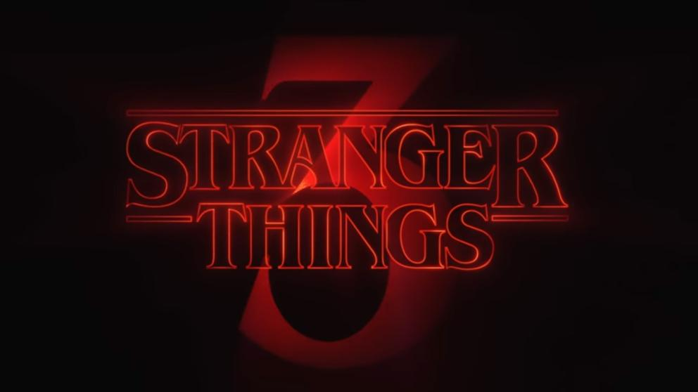 trailers de Stranger Things 3