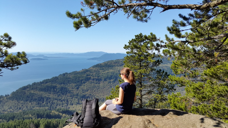 USA, travel, Oyster Dome