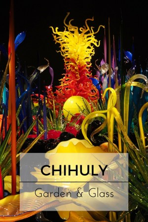 Chihuly Garden and Glass is one of Seattle's most fascinating and beautiful galleries. Definitely check it out!- LiveRecklessly.com