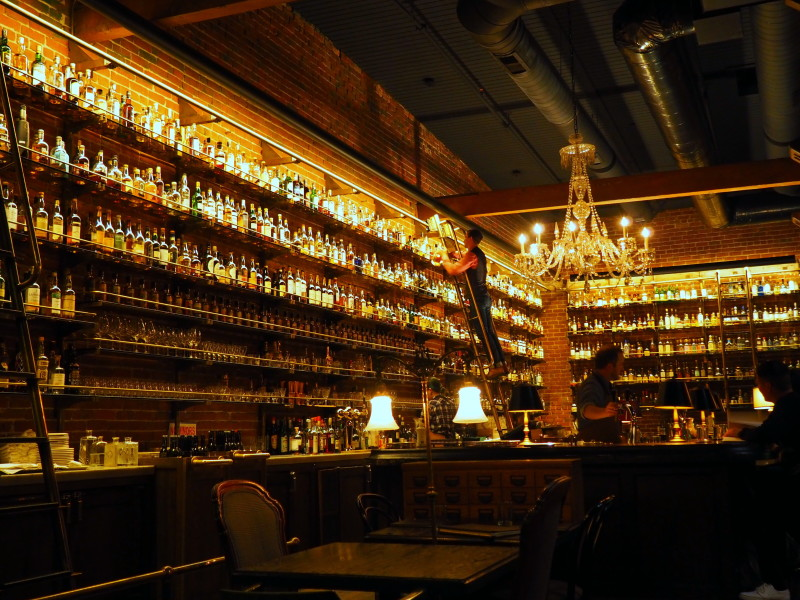 Multnomah Whiskey Library Portland - LiveRecklessly.com