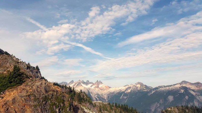 Trappers Peak WA - LiveRecklessly.com